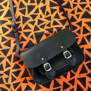 Hunter Green Crossbody Handbag